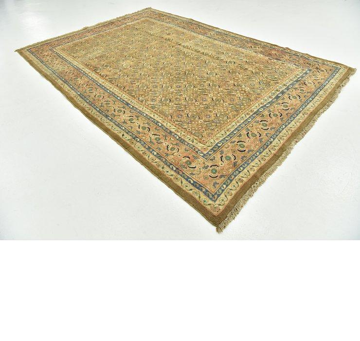 6' 9 x 10' Farahan Persian Rug