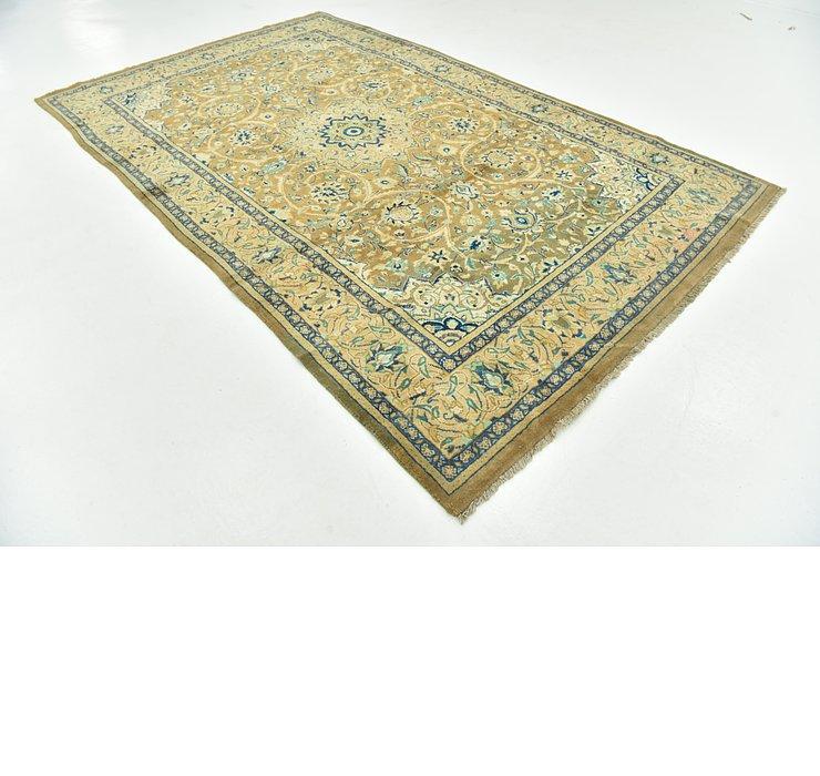 7' x 11' 4 Farahan Persian Rug