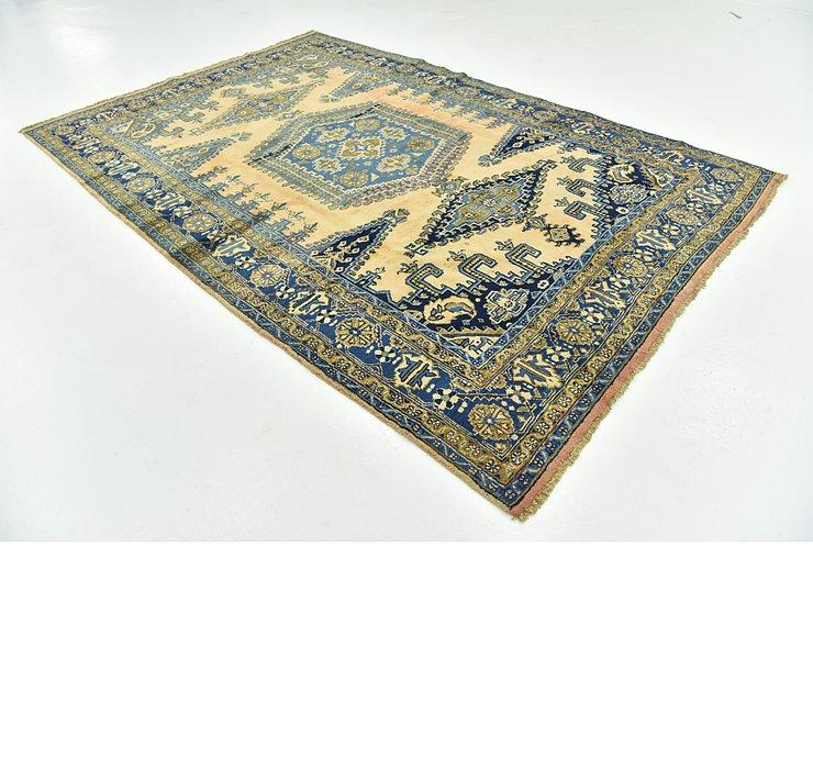 7' x 10' 7 Viss Persian Rug