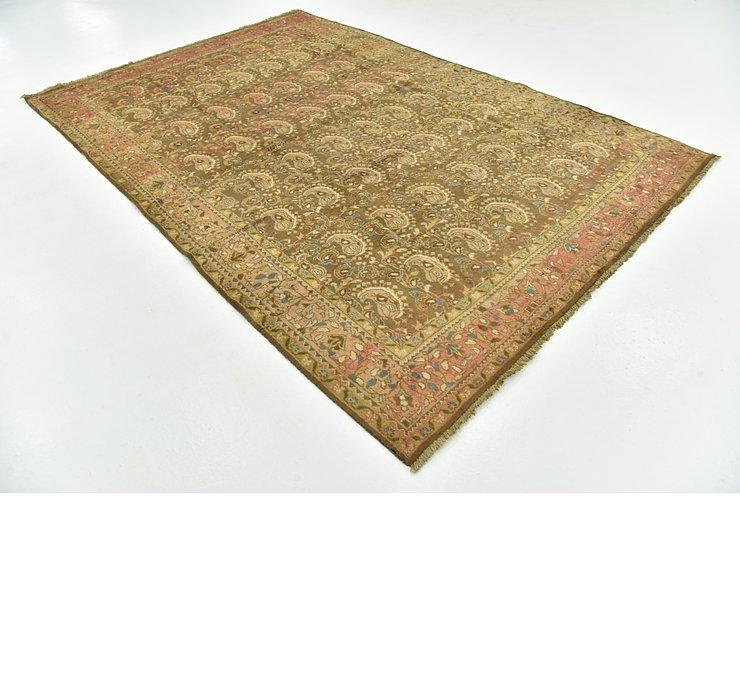 7' 2 x 10' 8 Farahan Persian Rug
