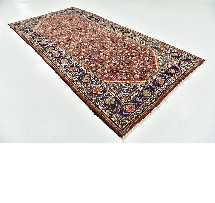 5' 7 x 11' 3 Mahal Persian Runner Rug