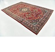 Link to 208cm x 330cm Golpayegan Persian Rug