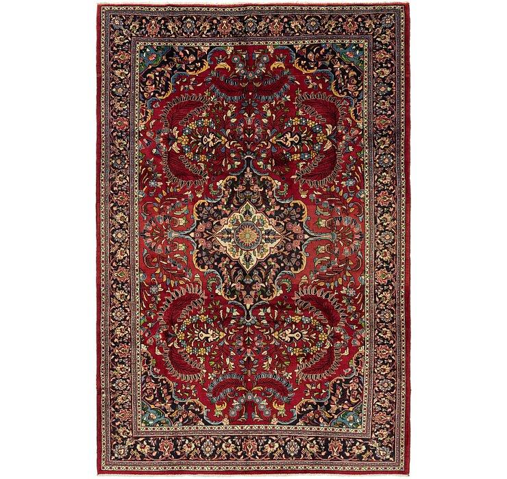 6' 10 x 10' 10 Golpayegan Persian Rug