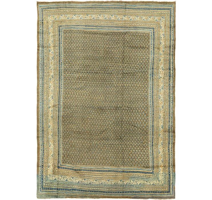 7' 9 x 11' 4 Botemir Persian Rug