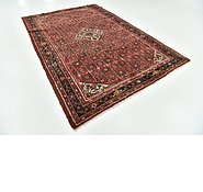 Link to 208cm x 305cm Hossainabad Persian Rug
