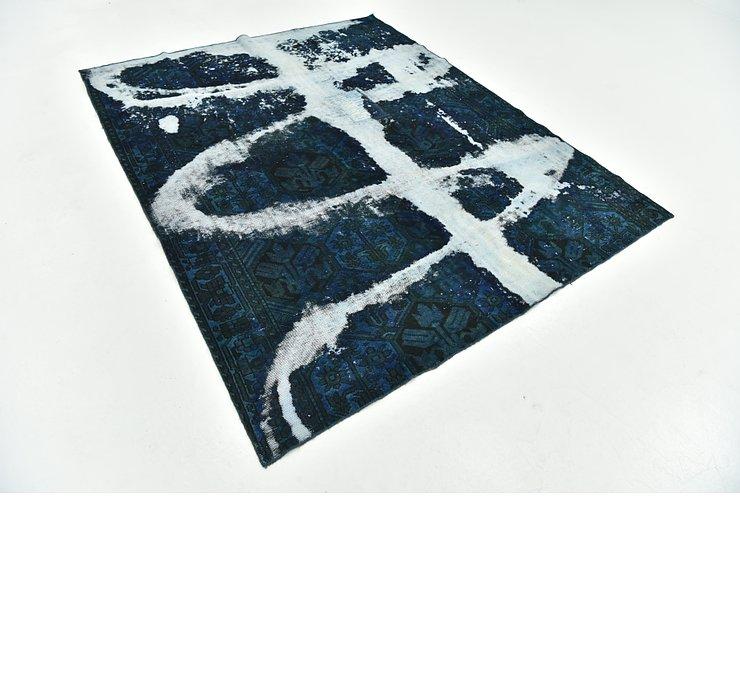 6' 3 x 7' 8 Ultra Vintage Persian Rug