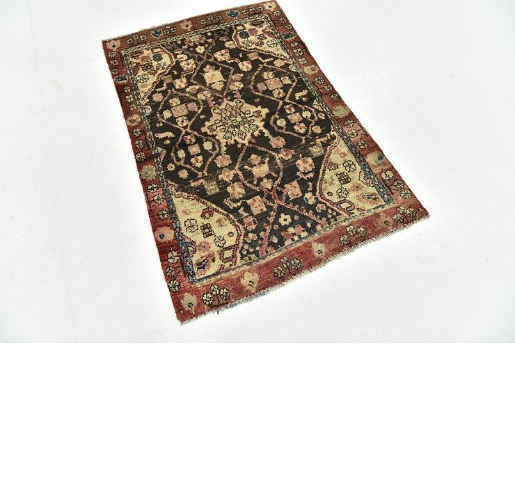 85cm x 130cm Hamedan Persian Rug