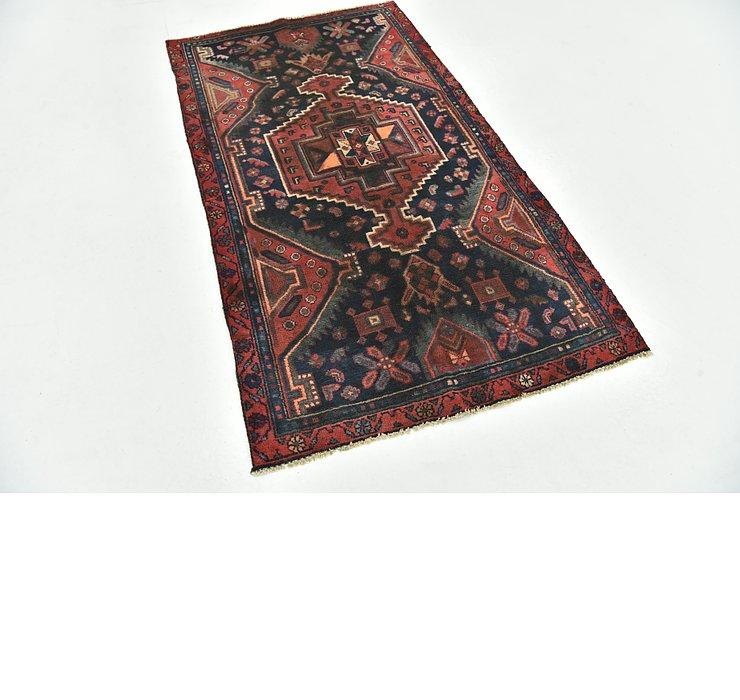 3' 4 x 6' Hamedan Persian Rug