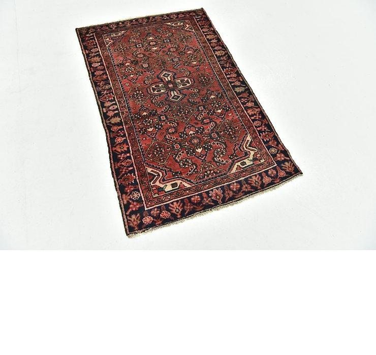 2' 8 x 4' 3 Hamedan Persian Rug