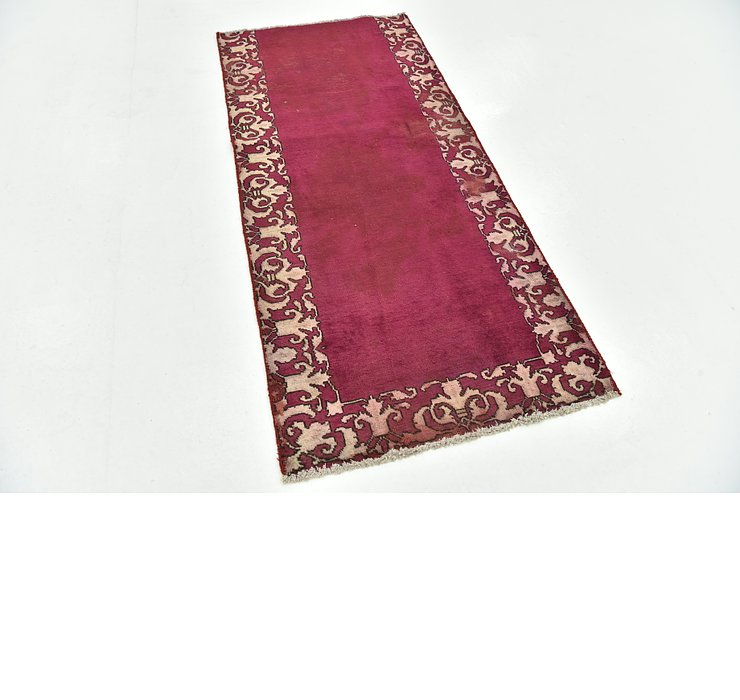 2' 7 x 5' 9 Tabriz Persian Runner Rug