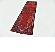 Link to 80cm x 265cm Hamedan Persian Runner Rug