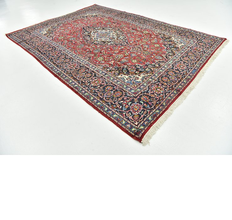 8' 1 x 11' 3 Mashad Persian Rug