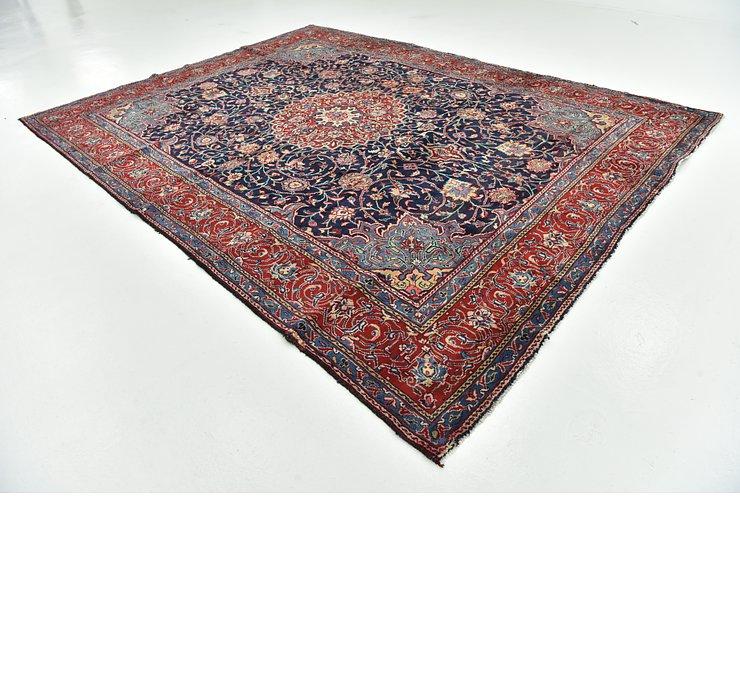 9' 8 x 12' 7 Farahan Persian Rug