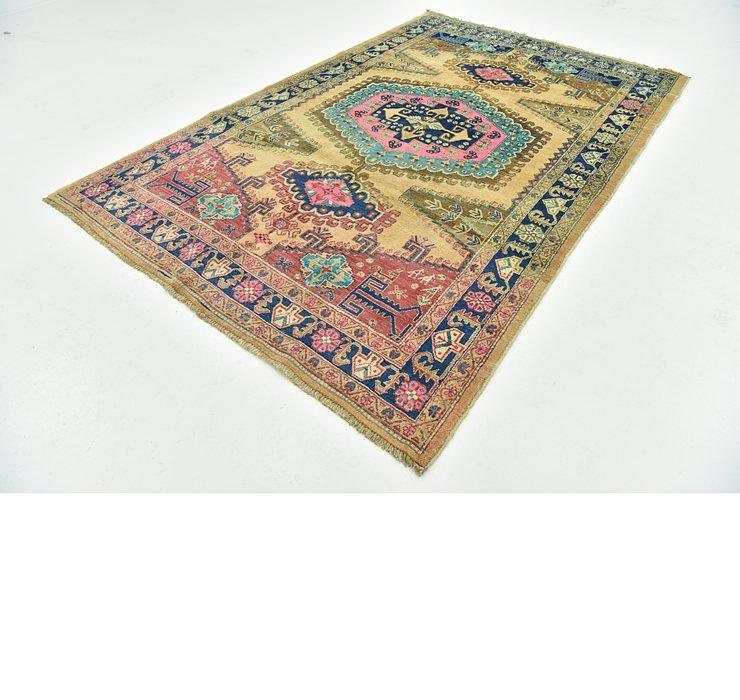 6' 6 x 10' 2 Viss Persian Rug