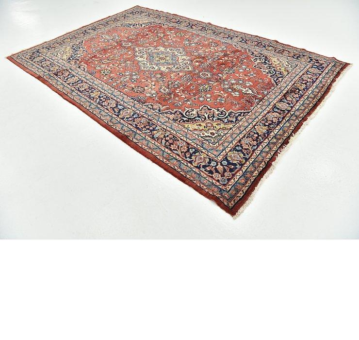 7' 1 x 10' 7 Shahrbaft Persian Rug