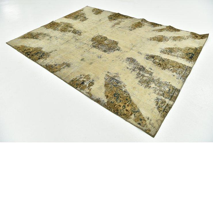 6' 9 x 9' Ultra Vintage Persian Rug