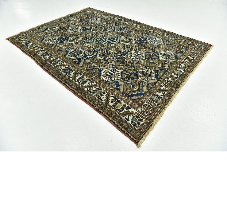 7' x 9' 10 Bakhtiar Persian Rug