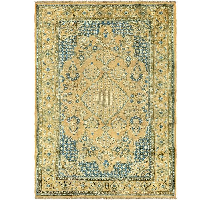 7' 5 x 10' 2 Golpayegan Persian Rug