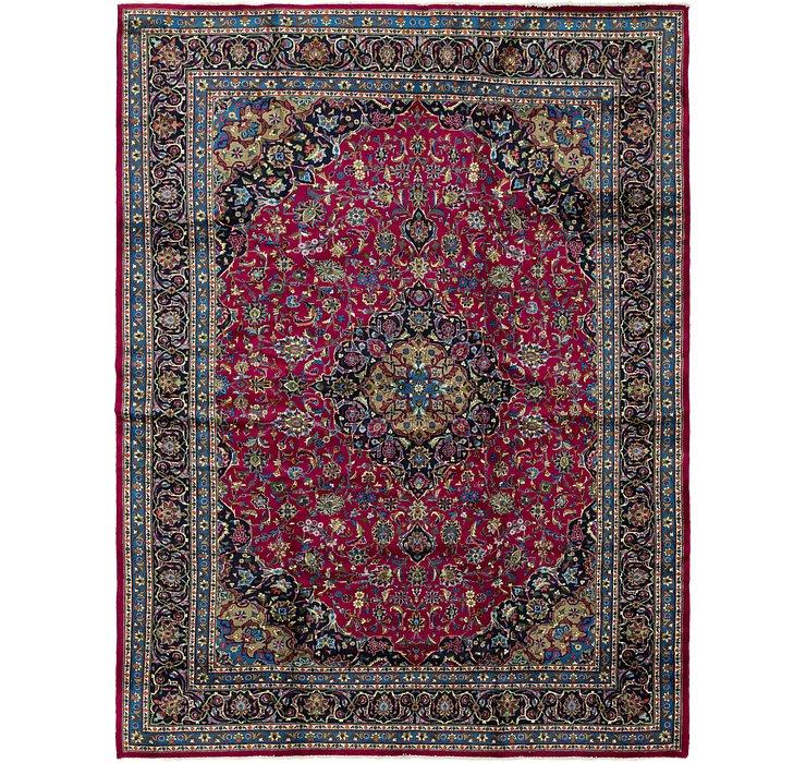 9' 9 x 13' Mashad Persian Rug