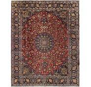 Link to 287cm x 370cm Mashad Persian Rug