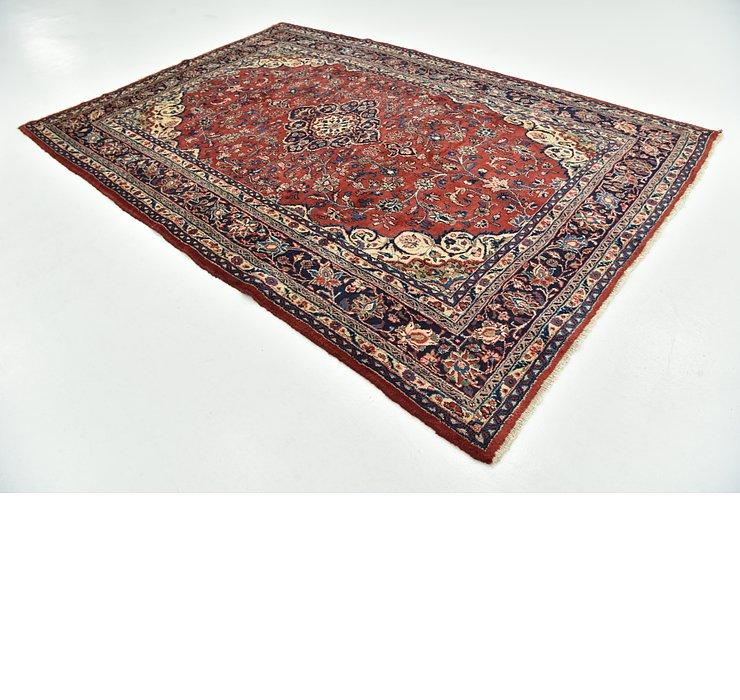 7' 4 x 10' 8 Shahrbaft Persian Rug