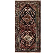 Link to 110cm x 225cm Hossainabad Persian Runner Rug