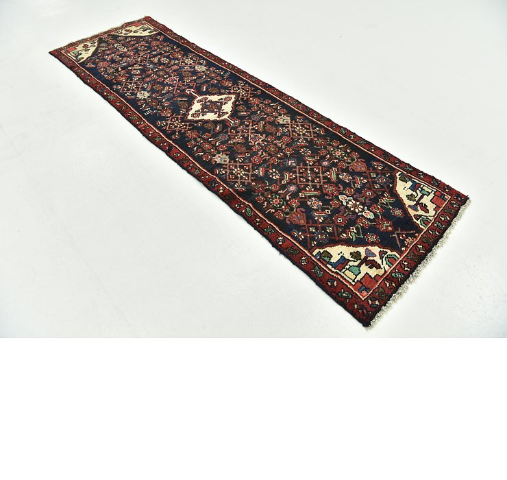 2' 5 x 8' Hossainabad Persian Run...