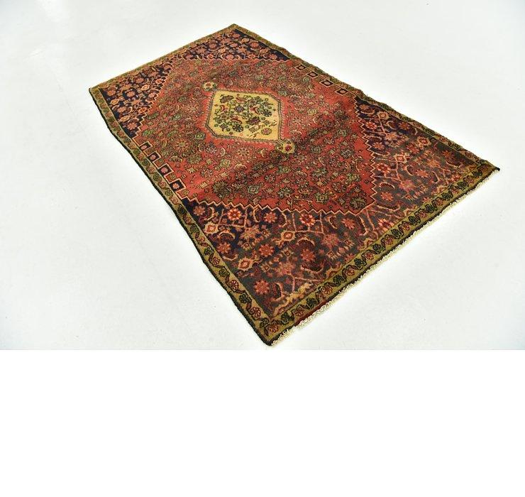 3' 2 x 5' 2 Bidjar Persian Rug