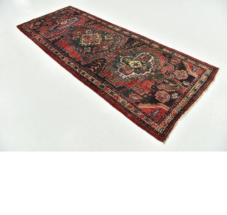 3' 9 x 10' Viss Persian Runner Rug