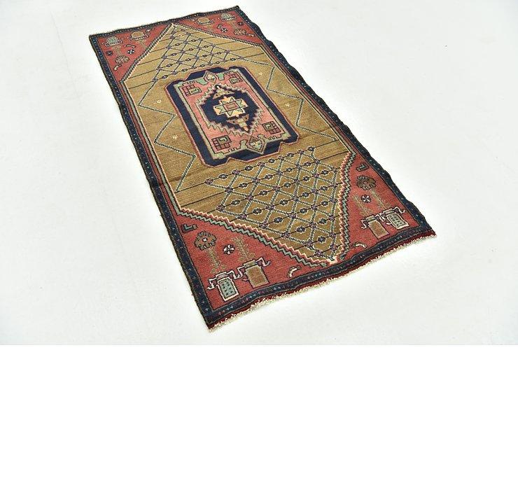 3' x 5' 10 Koliaei Persian Rug