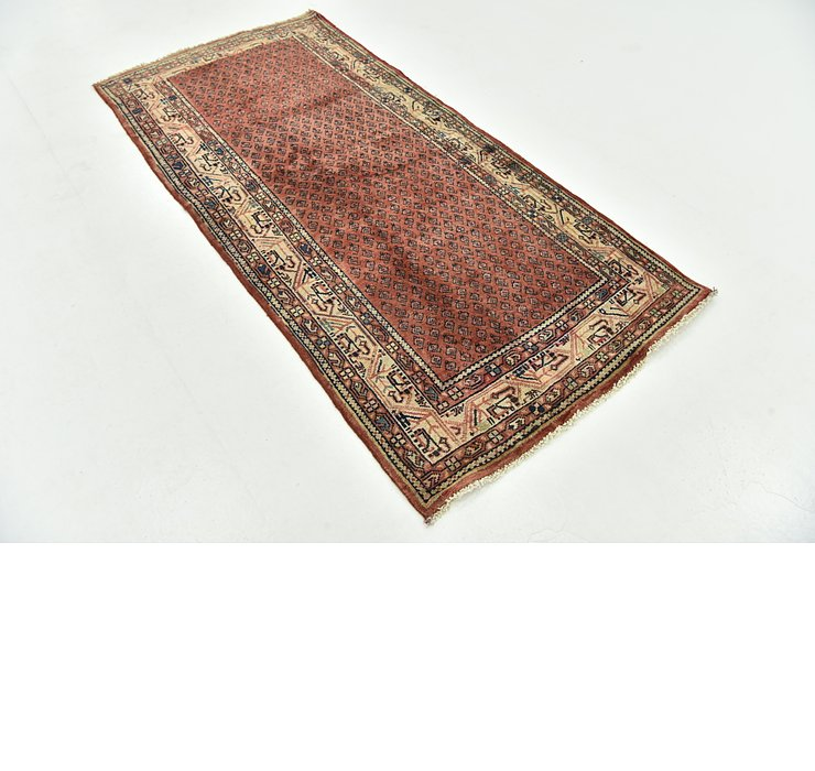 3' 5 x 6' 10 Botemir Persian Runner ...