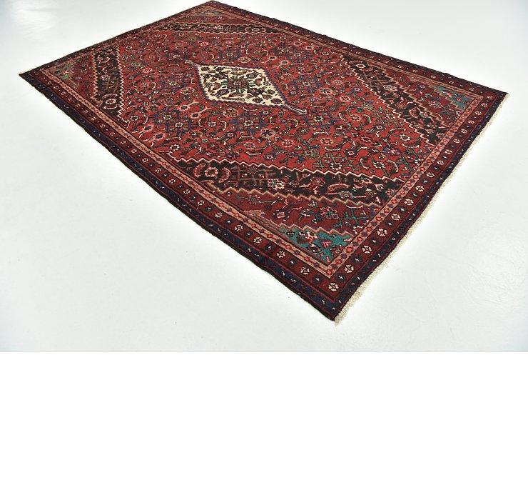 6' 5 x 9' 7 Hamedan Persian Rug