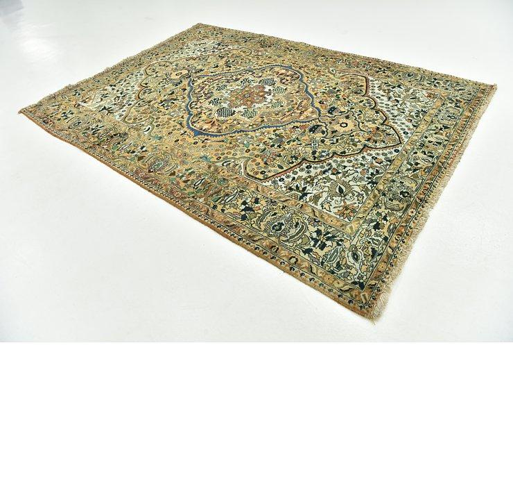 7' 1 x 9' 11 Bakhtiar Persian Rug