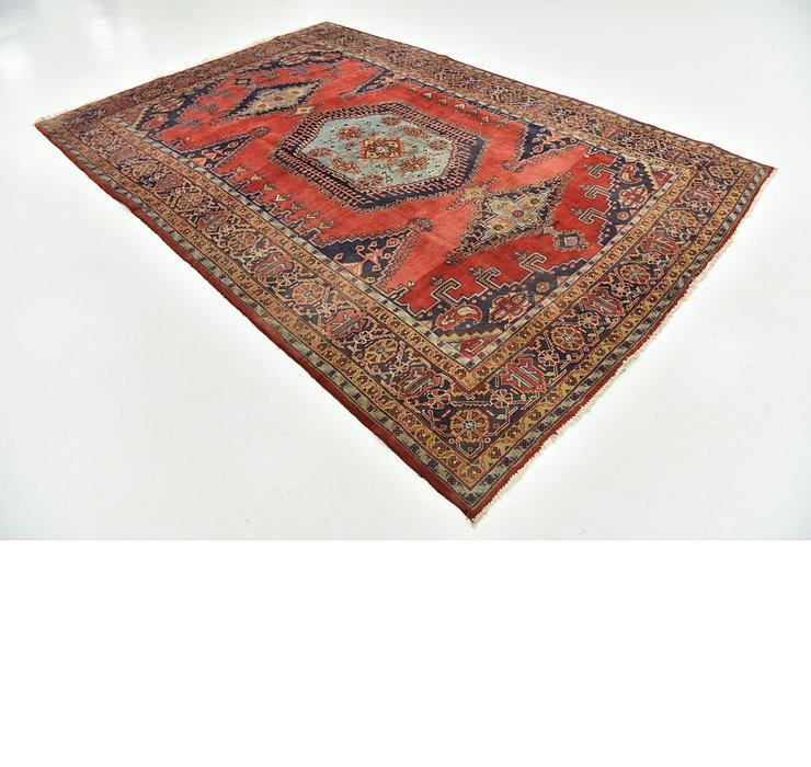 7' 3 x 10' 11 Viss Persian Rug