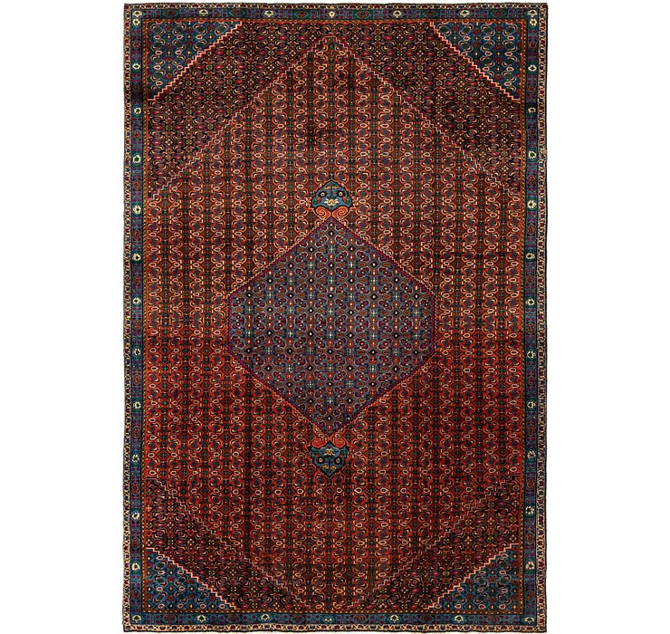 7' 8 x 11' 5 Zanjan Persian Rug
