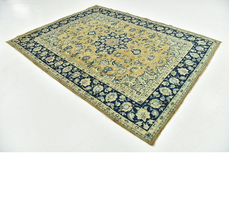 7' 5 x 9' 8 Kashan Persian Rug