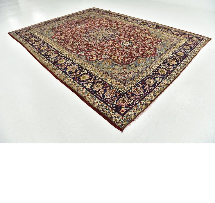 9' 11 x 13' 3 Isfahan Persian Rug