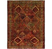 Link to 157cm x 213cm Bakhtiar Persian Rug