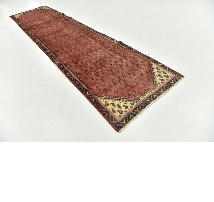 2' 5 x 9' 4 Botemir Persian Runner ...