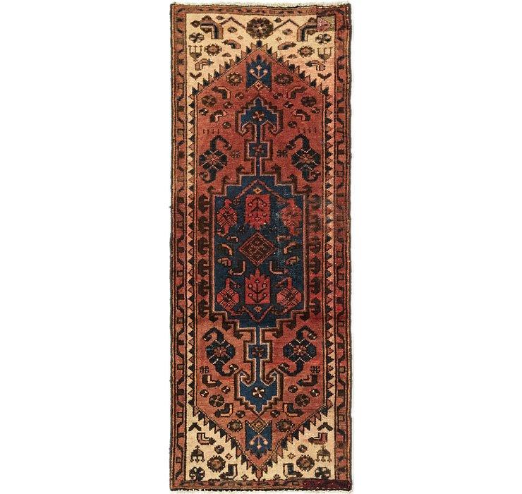 65cm x 170cm Hamedan Persian Rug
