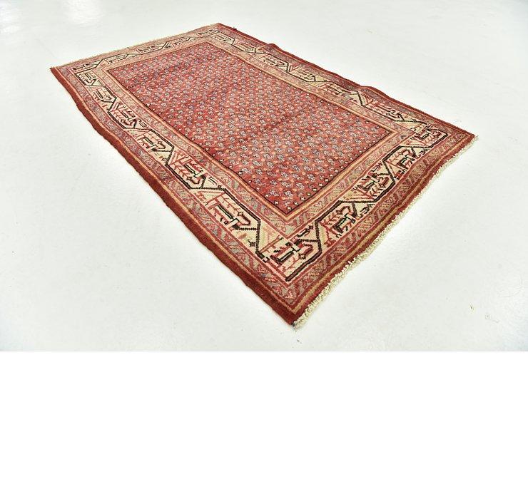 3' 5 x 5' 4 Botemir Persian Rug