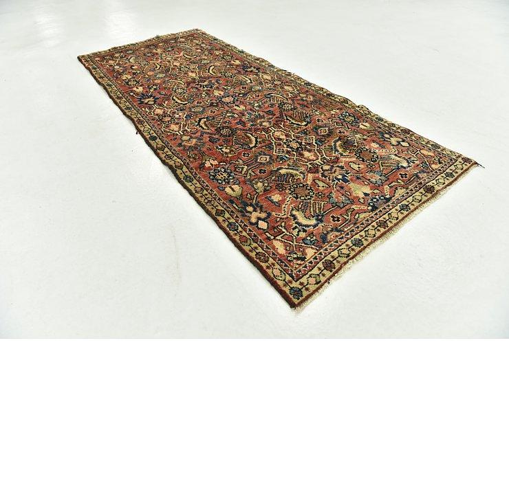 2' 5 x 5' 7 Hossainabad Persian Rug