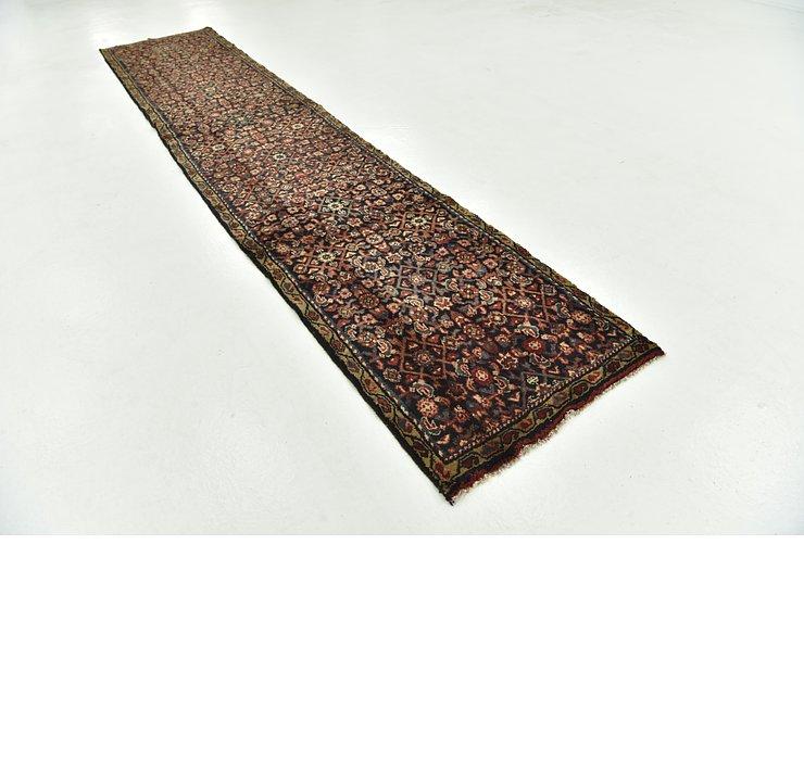 2' 5 x 11' 10 Hossainabad Persian Run...