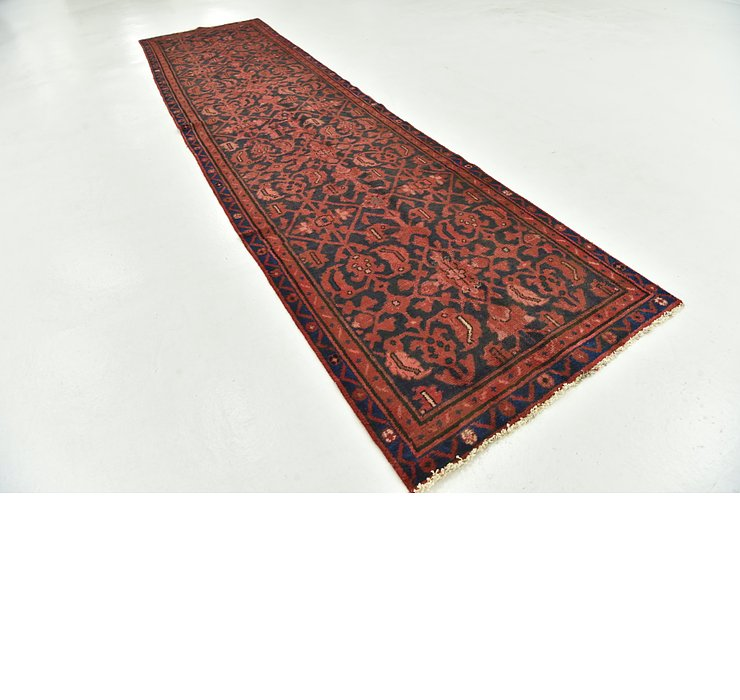 100cm x 400cm Malayer Persian Runner ...