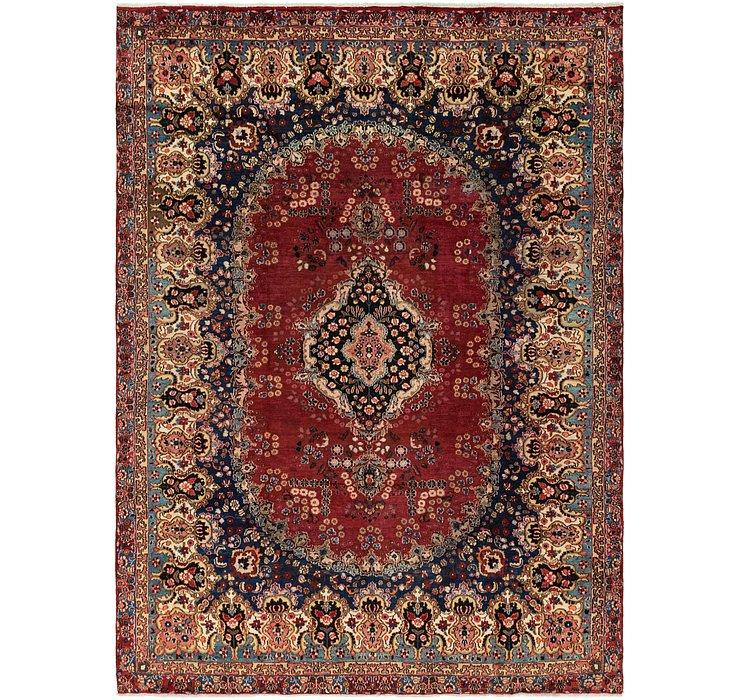 8' 9 x 12' Yazd Persian Rug