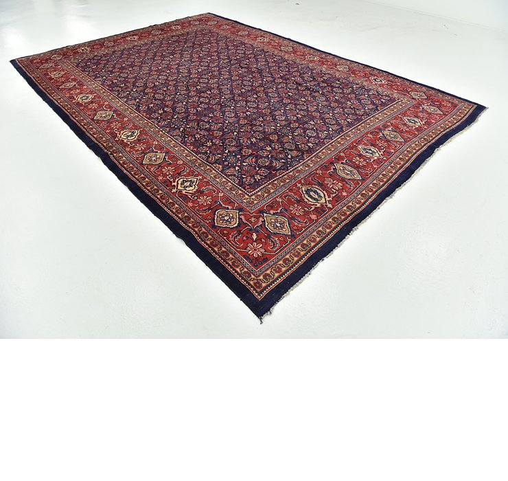 8' 9 x 12' 7 Farahan Persian Rug