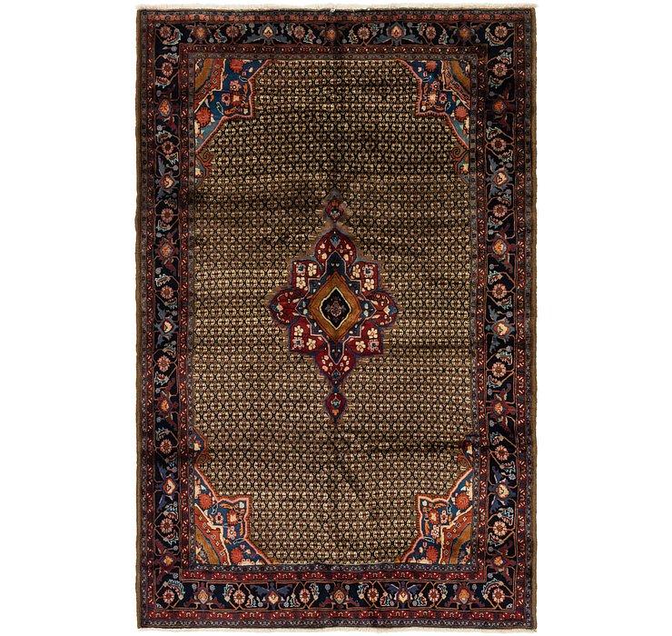 6' 8 x 10' 9 Songhor Persian Rug