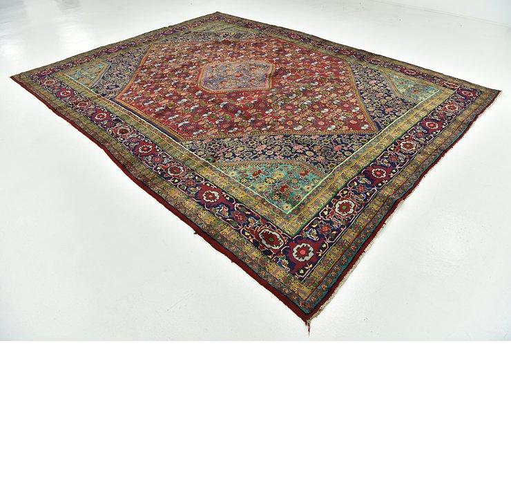 9' 9 x 12' 7 Ardabil Persian Rug