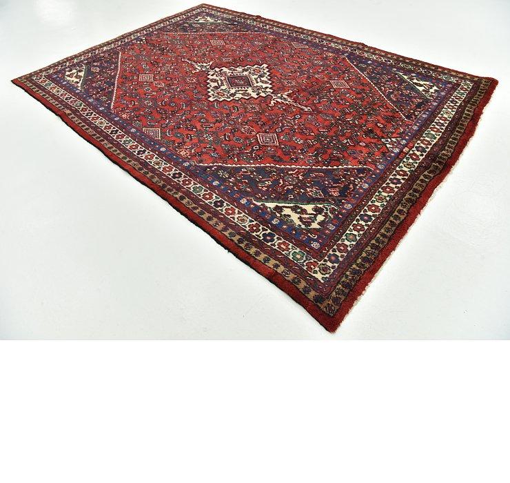 7' 1 x 9' 10 Hamedan Persian Rug