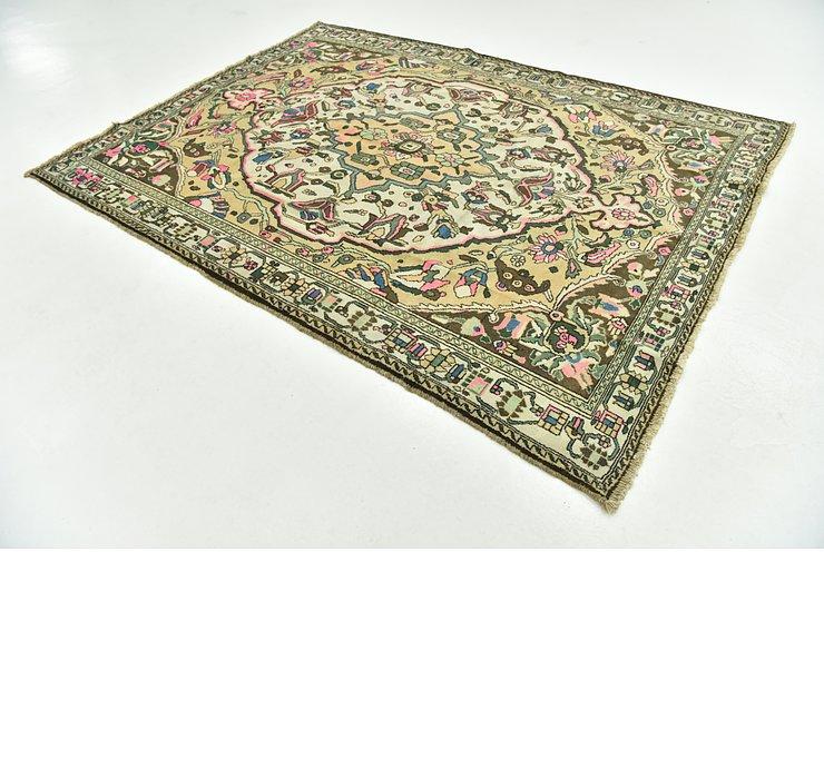 6' 10 x 9' 5 Bakhtiar Persian Rug